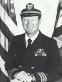 CDR P.W. Bulkeley