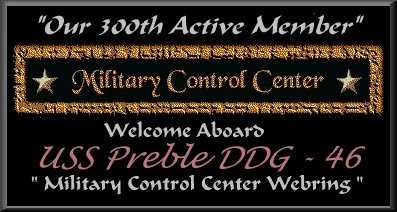 Military Control Center WebRing